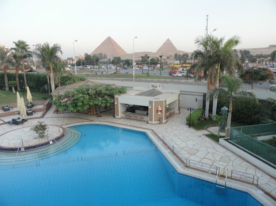 Clogged drain picture of mercure cairo le sphinx giza for Le jardin hotel mercure