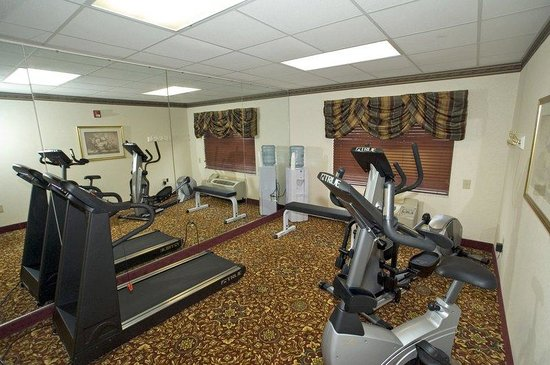Americas Best Value Inn & Suites Augusta/Garden City: Fitness Center
