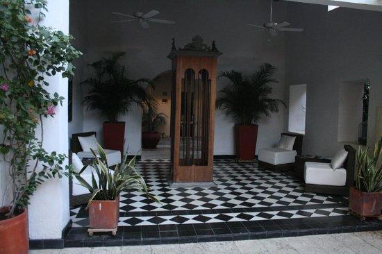 La Casa del Farol Hotel Boutique : Zonas comunes