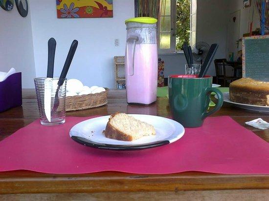 Casa 579: Café da manhã