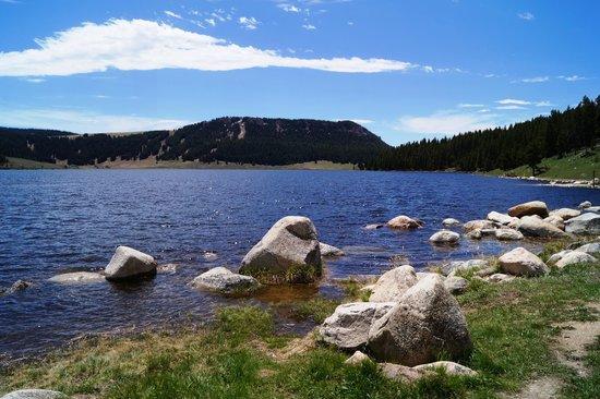 US Highway 16 : Meadowlark Lake