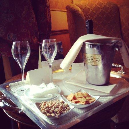 Hotel Splendide Royal : stanza