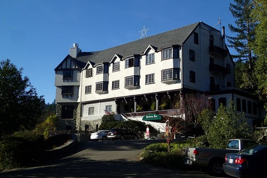Benbow Historic Inn: Benbow Inn - very special place on Hwy 101 in California