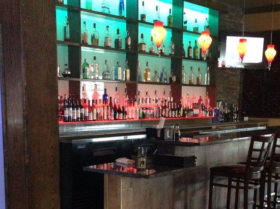 Saisaki: Bar area