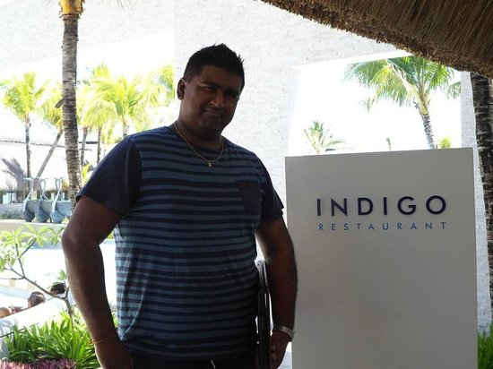 Ambre Resort & Spa: INDIGO RESTAURANT