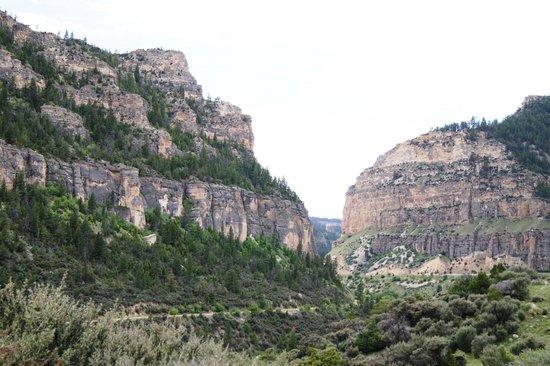 US Highway 16: Ten Sleep Canyon