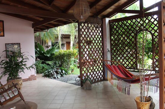 Hotel Vagabondo: zona relax