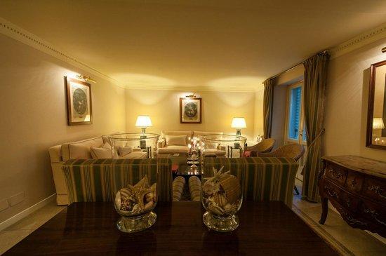 Hotel Michelangelo: Вилла, 1й этаж
