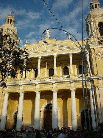 Iglesia Santa Maria - Catedral  de Chiclayo
