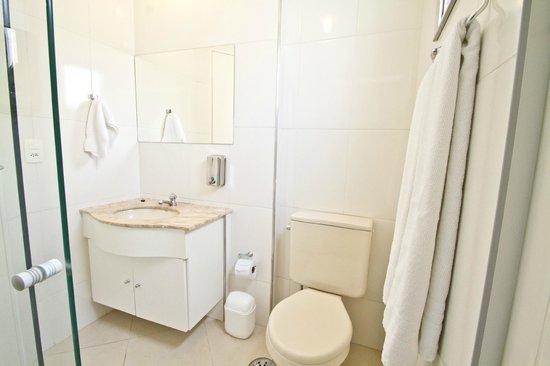 Oscar Freire Suites Sao Paulo : Banheiro