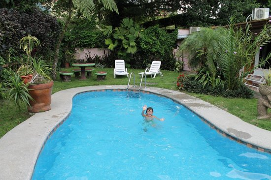 Hotel Vagabondo: PISCINA