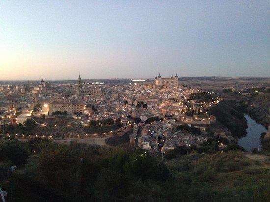 Parador de Toledo : Vistas. desde el balcon