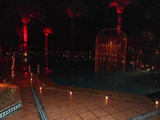 Sofitel Marrakech Palais Imperial : piscine