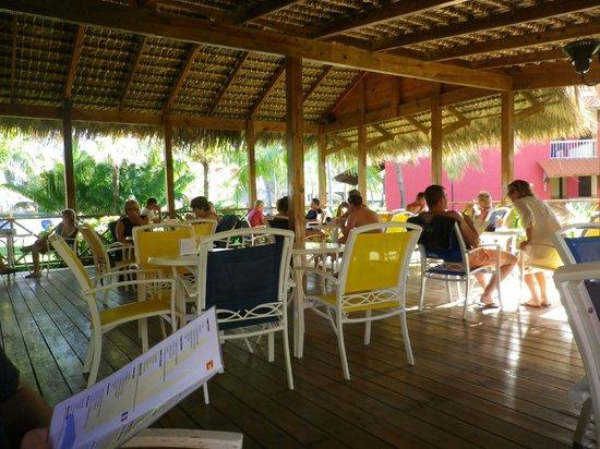 Caribe Club Princess Beach Resort & Spa: creperie
