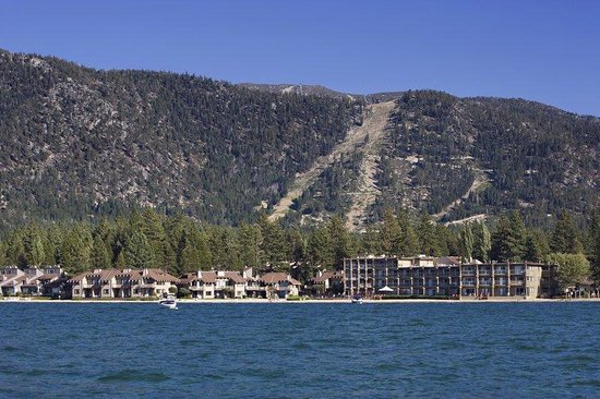 Tahoe Lakeshore Lodge and Spa: Exterior