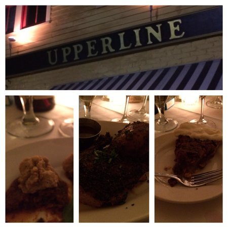 Upperline Restaurant: Oysters, Duck and Pecan Pie