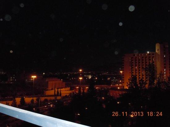 Jerusalem Gardens Hotel & Spa: Вид из номера
