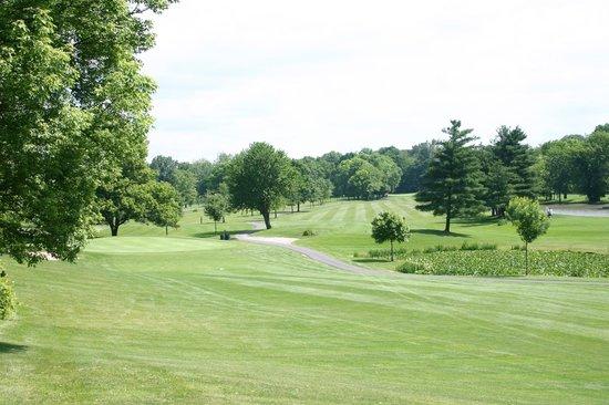 Gahanna Municipal Golf Course: Fairway #1