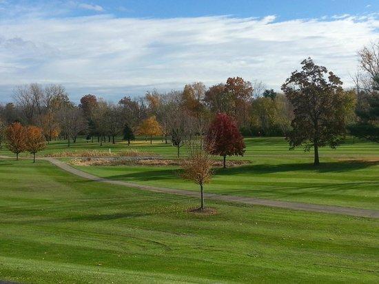 Gahanna Municipal Golf Course: Gahanna in the fall