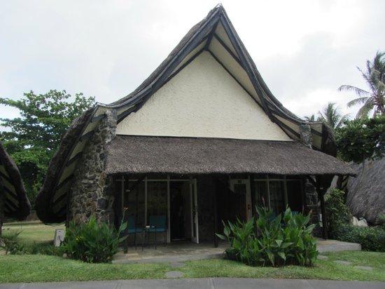 La Pirogue Resort & Spa-Mauritius: Nuestra cabaña