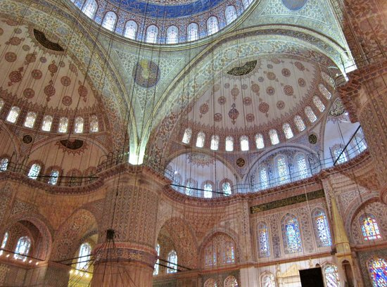 Istanbul Custom Tours-Private Day Tours : The Blue Mosque