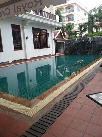 Royal Crown Hotel & Spa: pool