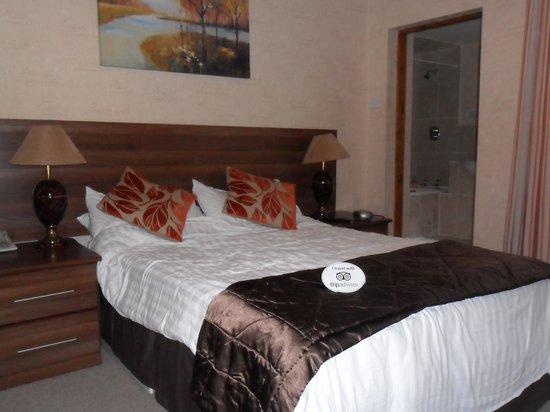 Chester Stone Villa: Comfy Bed