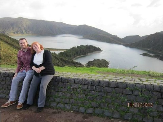Pedro Ferreira Azores Tours : Sao Miguel, view from above