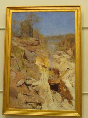Art Gallery of New South Wales: x