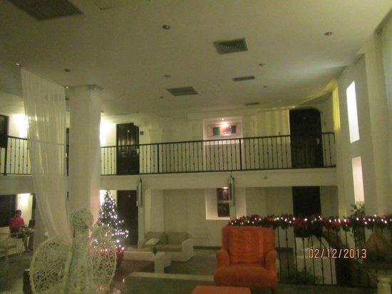 Antiguo Hotel Europa: lobby