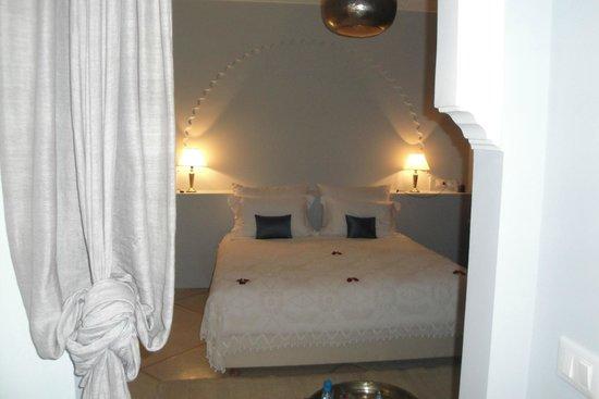 Riad Nashira & Spa: Habitación