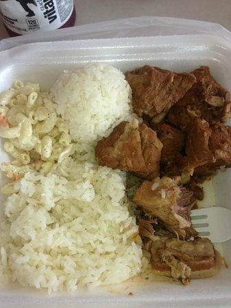 Ken's In & Out Plate Lunch