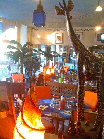 Restaurant Aqua Cafe Toulon