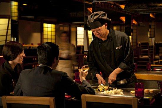 Delta Hotels Bessborough: Samurai Japanese Restaurant