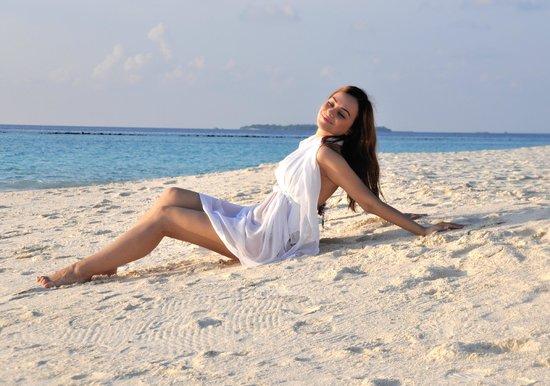 The Sun Siyam Iru Fushi Maldives: On the beach