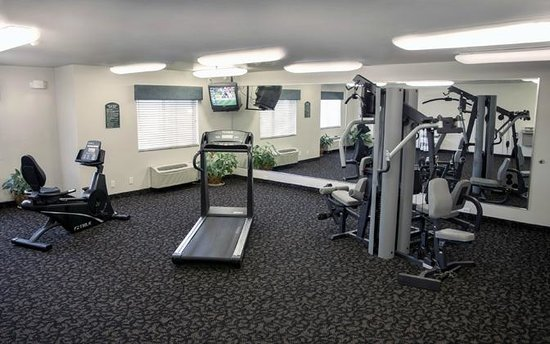 Oak Tree Inn: Fitness Room