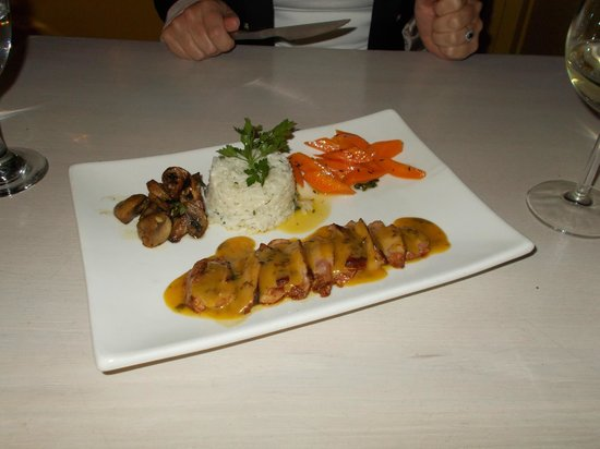 La Pentola: Springbok Loin - cooked to perfection