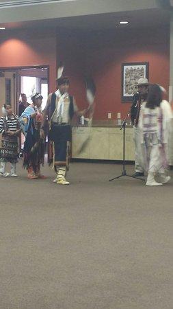 Indian Pueblo Cultural Center : The family