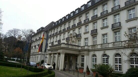Pullman Aachen Quellenhof : hotel view