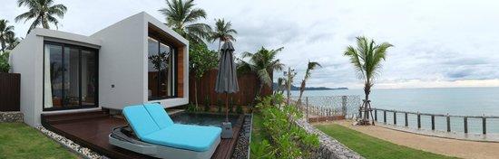 Casa de La Flora: Beachfront Villa Suite #2111