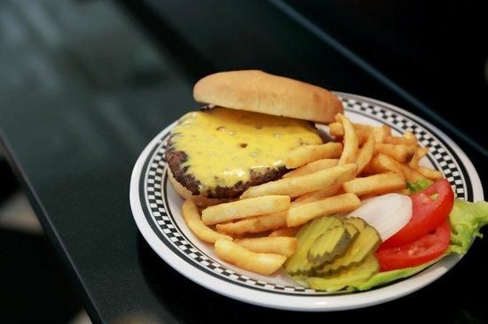 Penny's Diner Burger