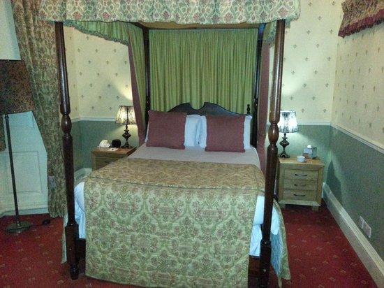 Best Western Walworth Castle Hotel: Bedroom 17