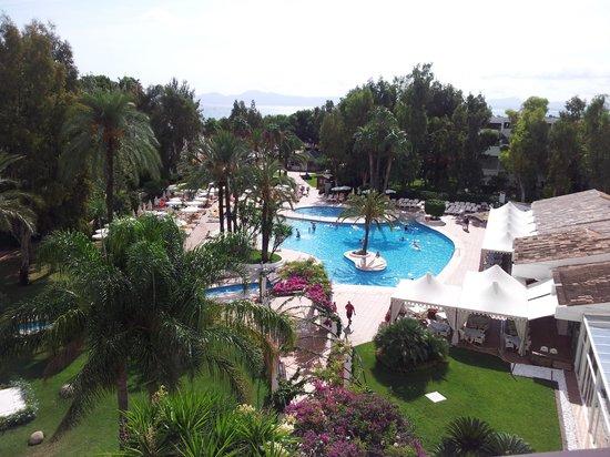 IBEROSTAR Ciudad Blanca: hotel room view