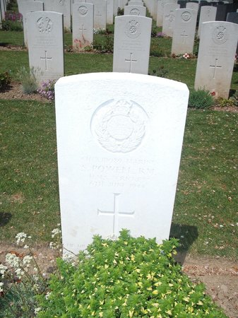 Cimetière Militaire Britannique : War Grave