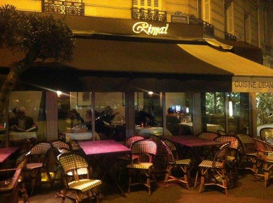 Restaurant Libanais Paris  Rimal