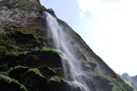 Cañón del Sumidero : cascata