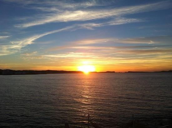 Mint Lounge : fantastic sunsets