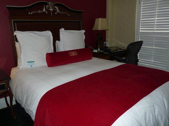 Bourbon Orleans Hotel: Zimmer