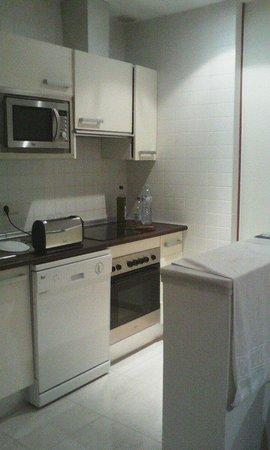 Apartamentos ATH Domocenter: Cv