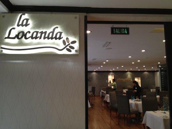 Swissotel Quito : La Locanda Restaurant